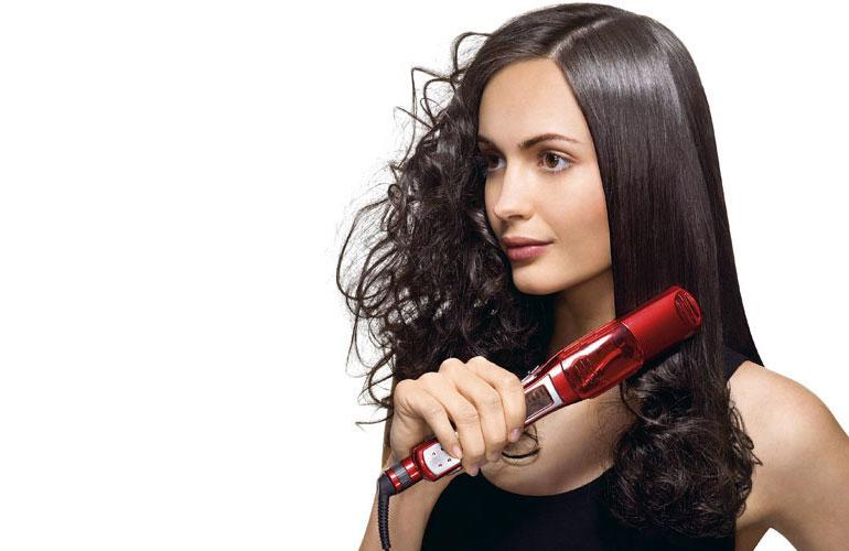 Как сделать послушные волосы за один день
