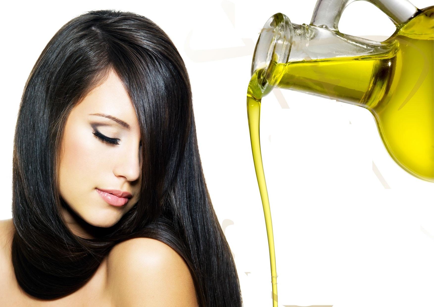 Маска для волос из масла льна в домашних условиях