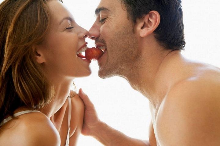 Как сделать приятное своему парню поцелуи 938