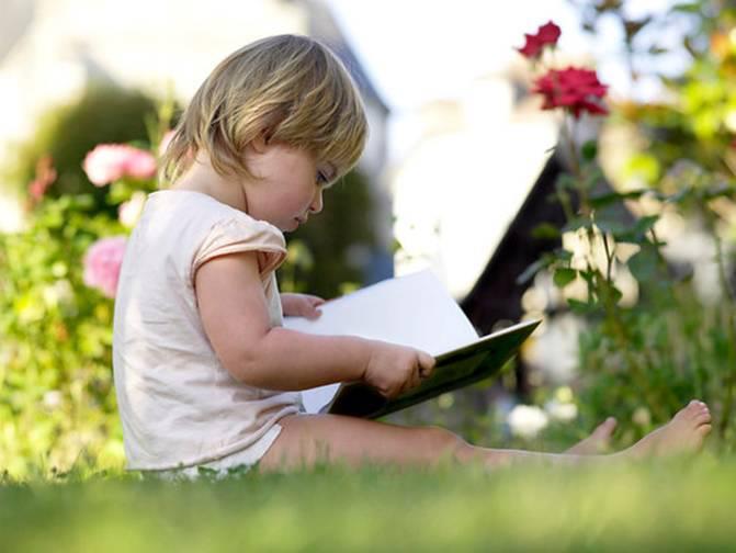 Как развить память у ребенка лет