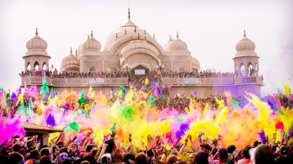 Холи. Индия