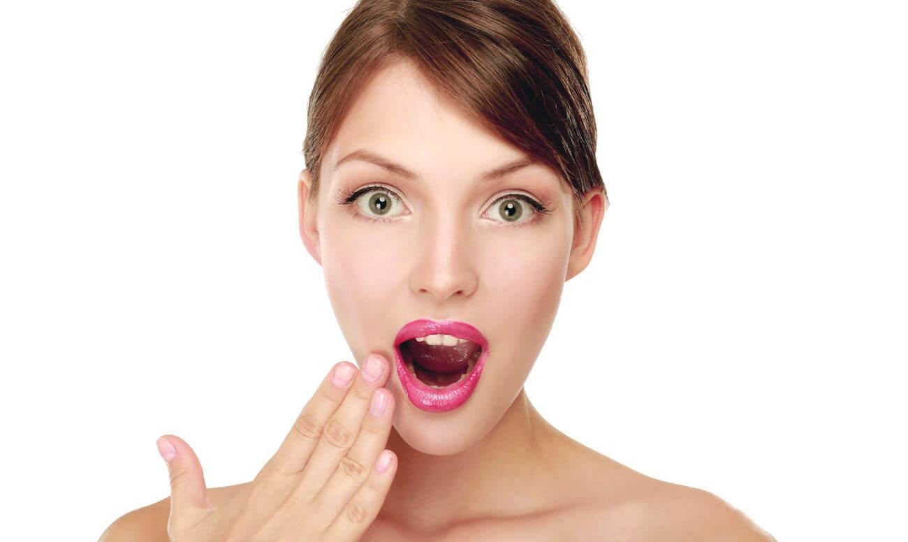 лечение паразитов во рту