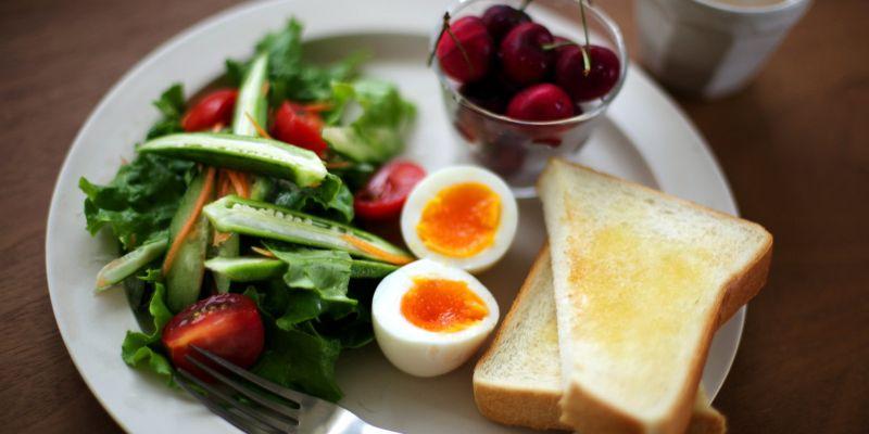 завтраки рецепты с фото простые и вкусные
