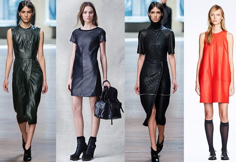 Модные платья 2017 женские