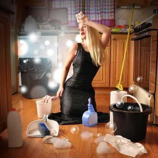 фото жён в домашних условиях