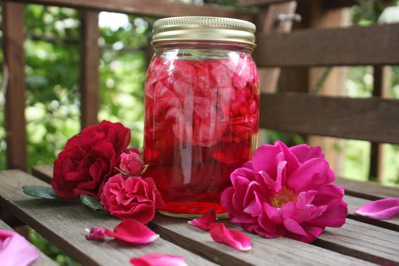 Рецепты фото с цветами