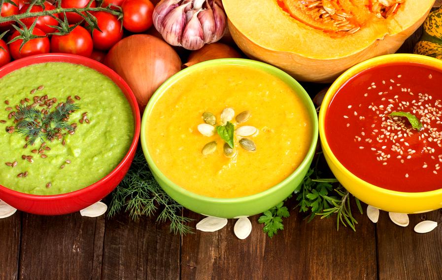 вкусные рецепты супов пюре из тыквы