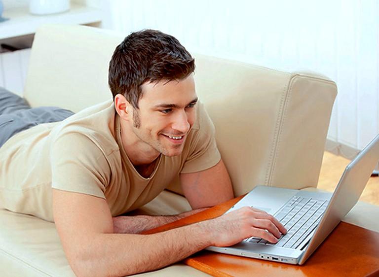 с знакомств мужчиной онлайн