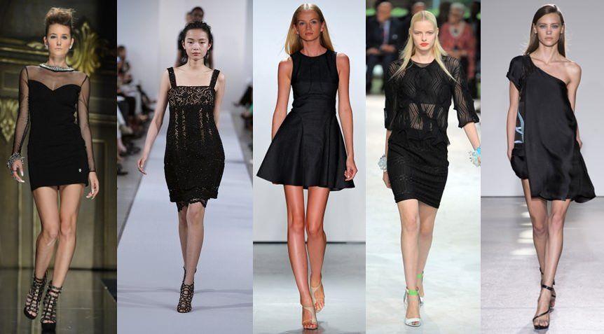 Платье 2017 года модные тенденции купить