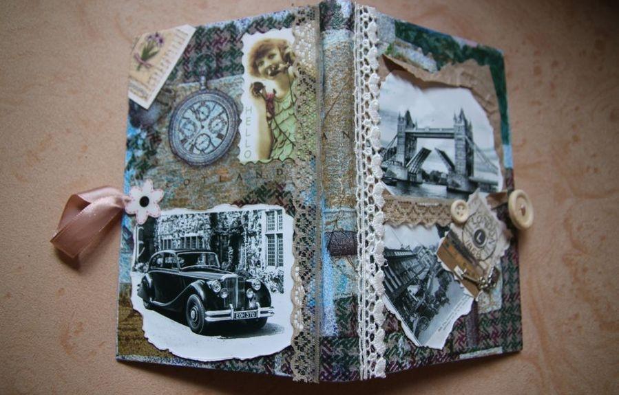 Как сделать своими руками дневник для девочек фото 86