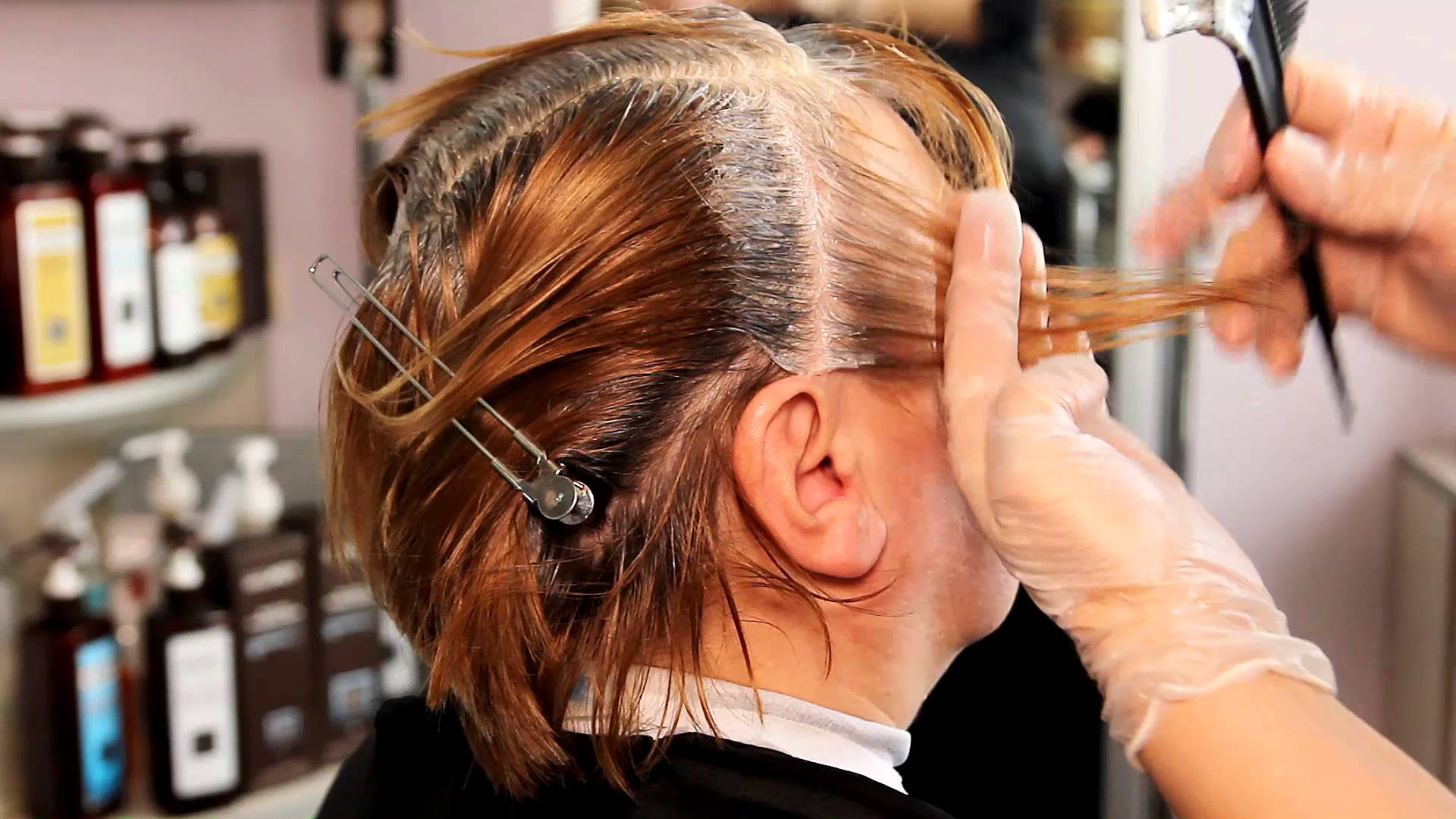 Что будет если много раз красить волосы