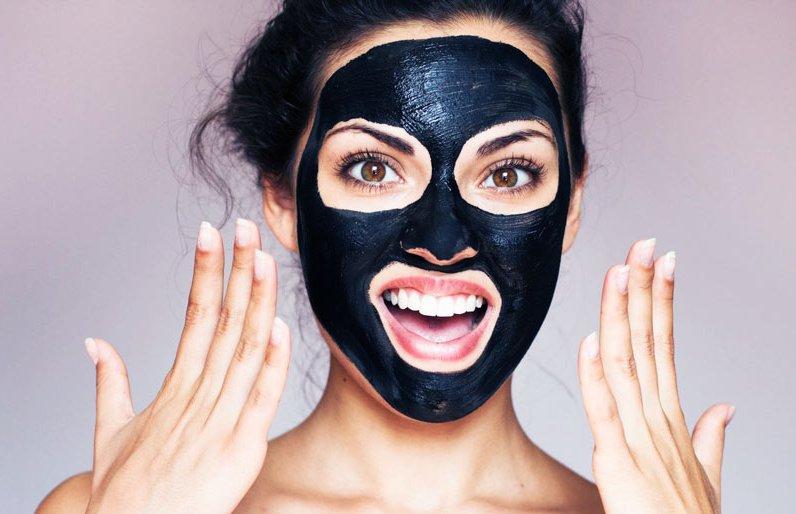 маски из активированного угля без желатина