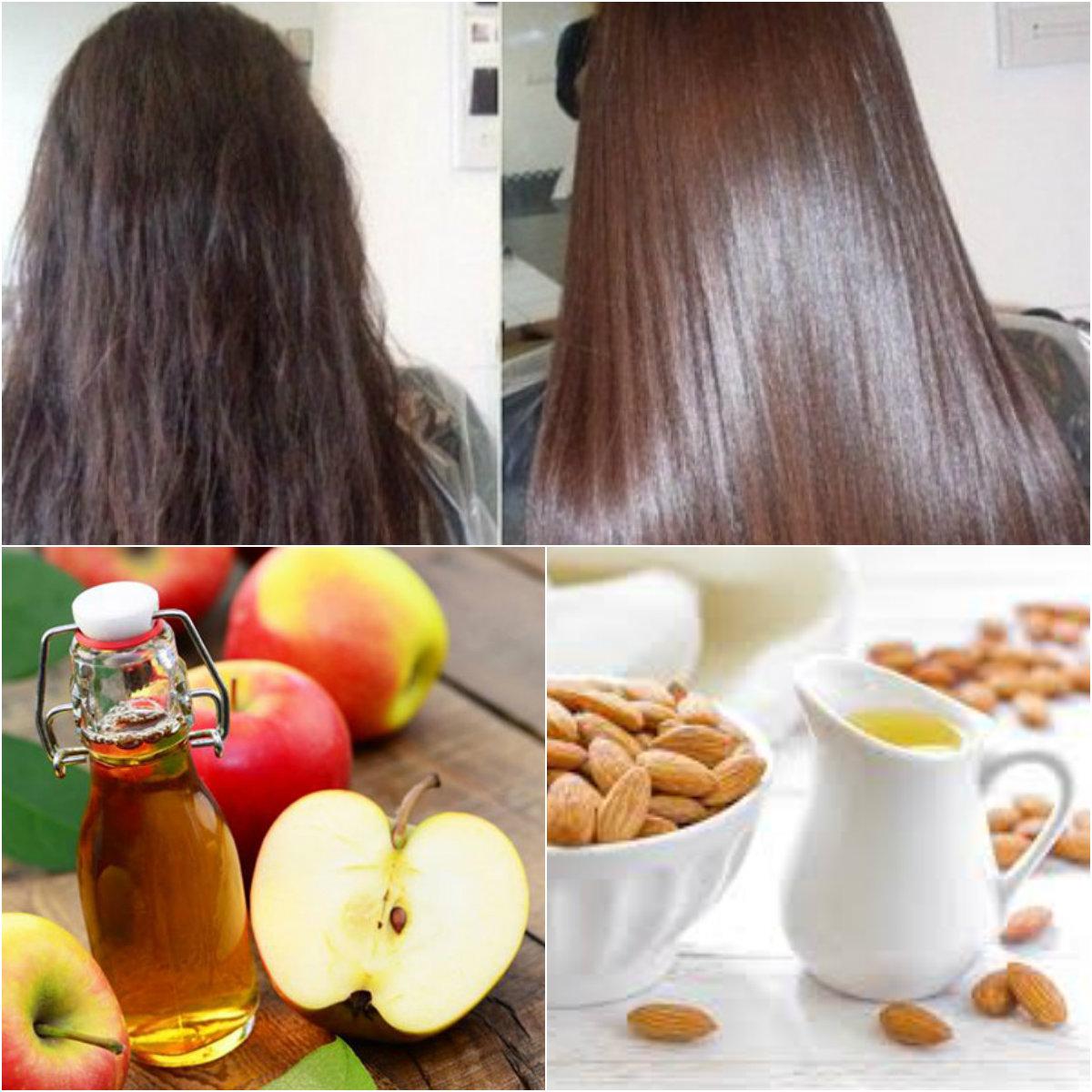 Яблочный уксус для волос. Применение. Как полоскать волосы яблочным уксусом
