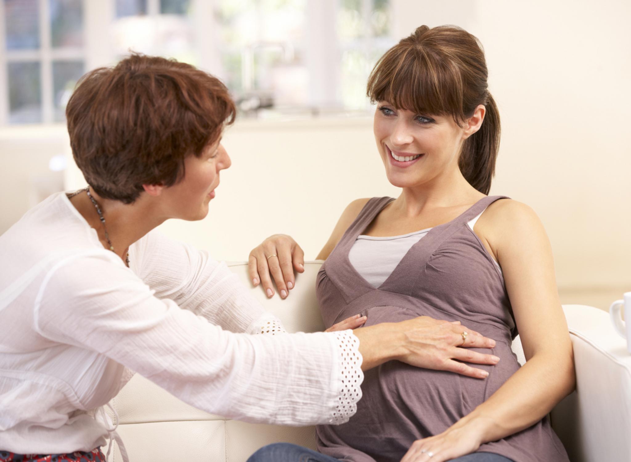 Как распознать тренировочные схватки при беременности