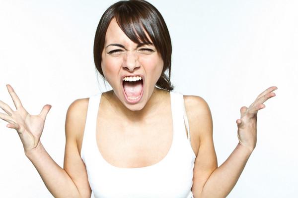 Как быстро остановить приступ гнева или раздражительности_