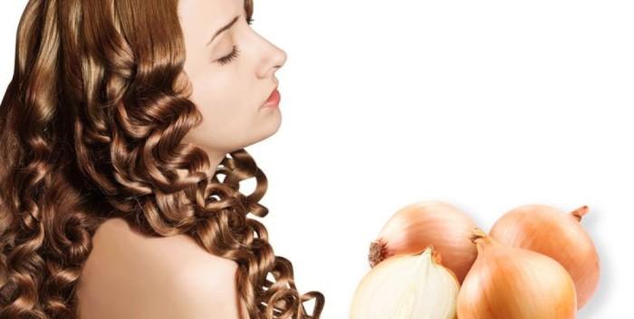 Чем полезен для волос лук