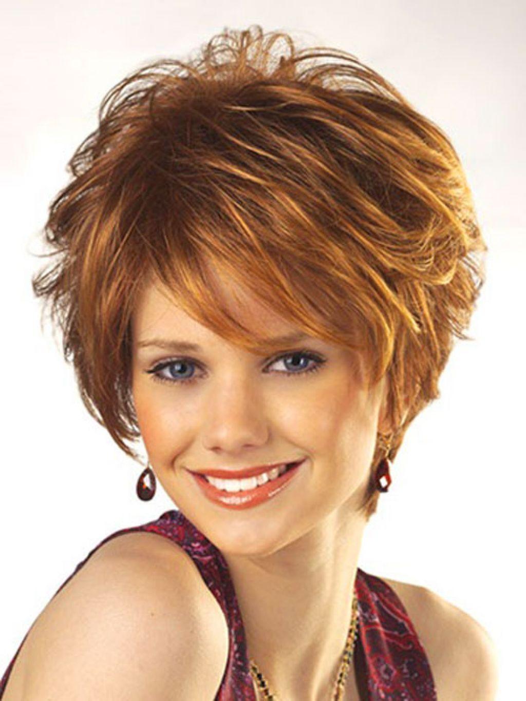 Фото стрижек для коротких и средних волос