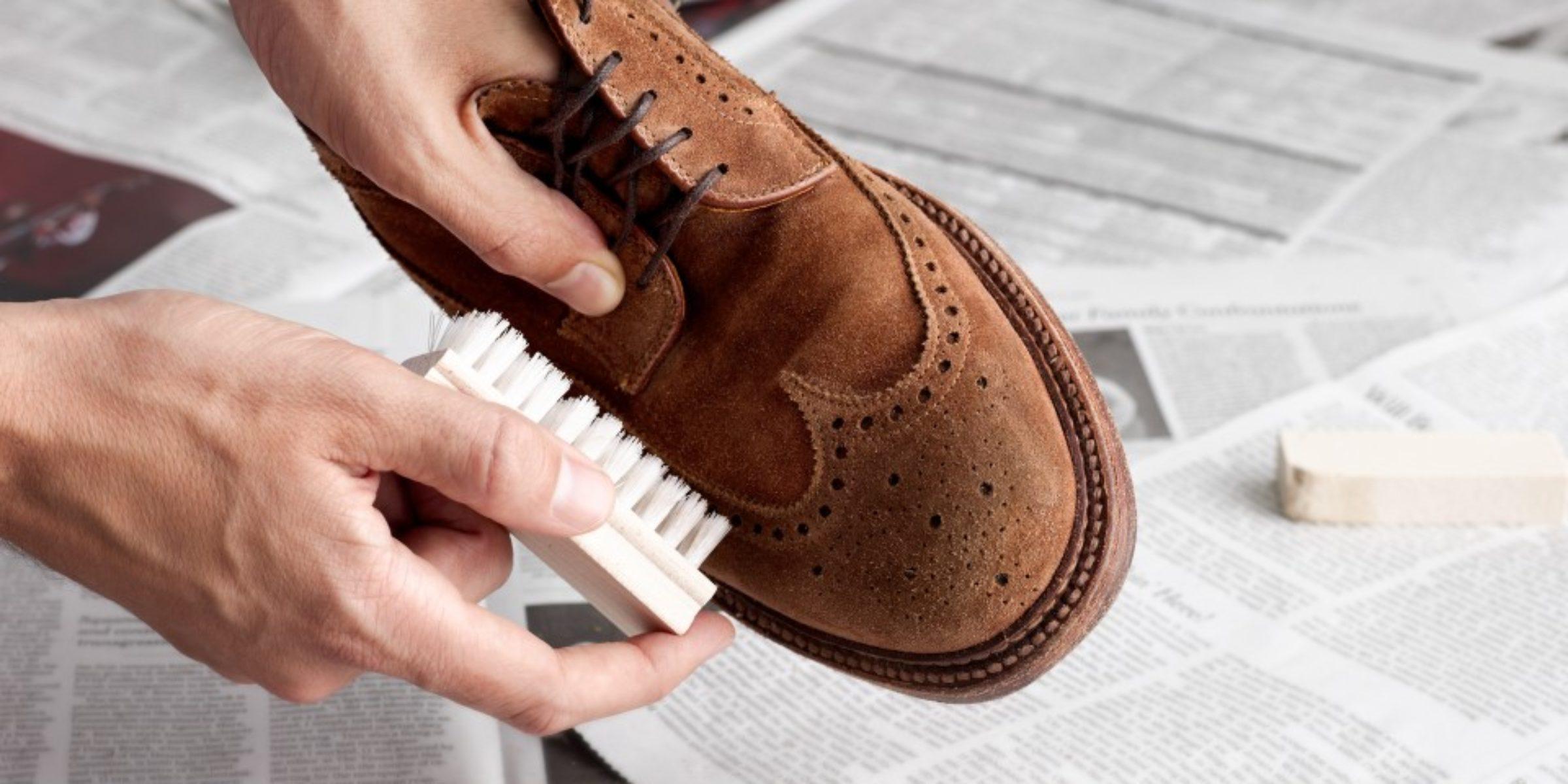 Как в домашних условиях почистить нубук