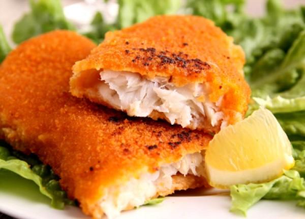 Пошаговый рецепт филе рыбы в тесте кляре с фото.