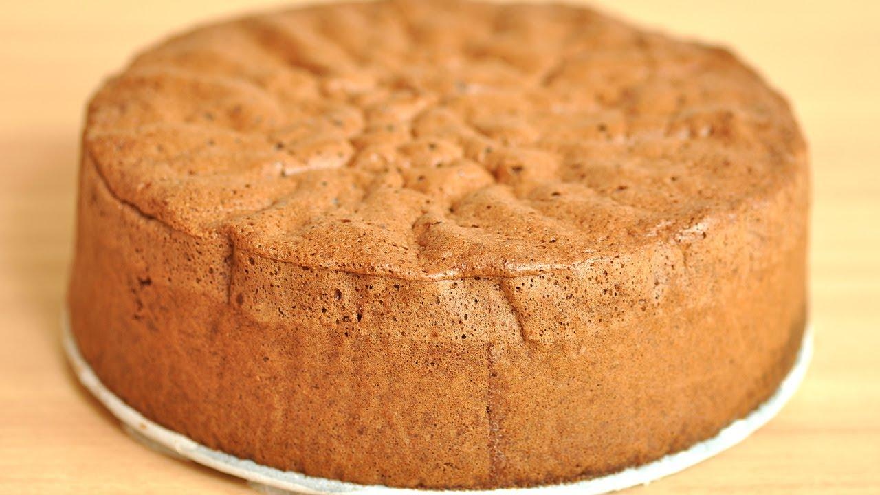 Бисквитный торт очень вкусный и простой рецепт с фото в мультиварке