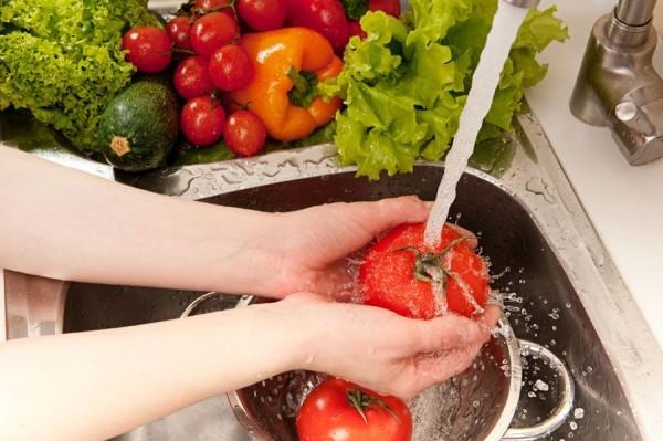 Grande porcentagem dos alimentos contém agrotóxicos