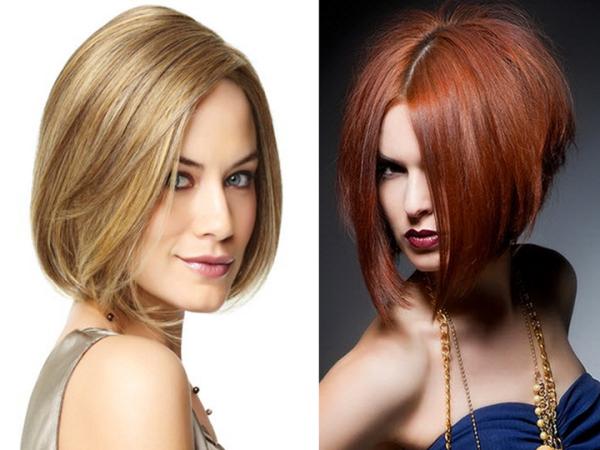 примеры-модных-причесок-на-средние-волосы-2016