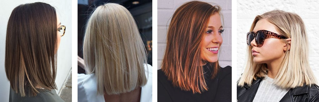 Причёски на средние волосы фото 2017
