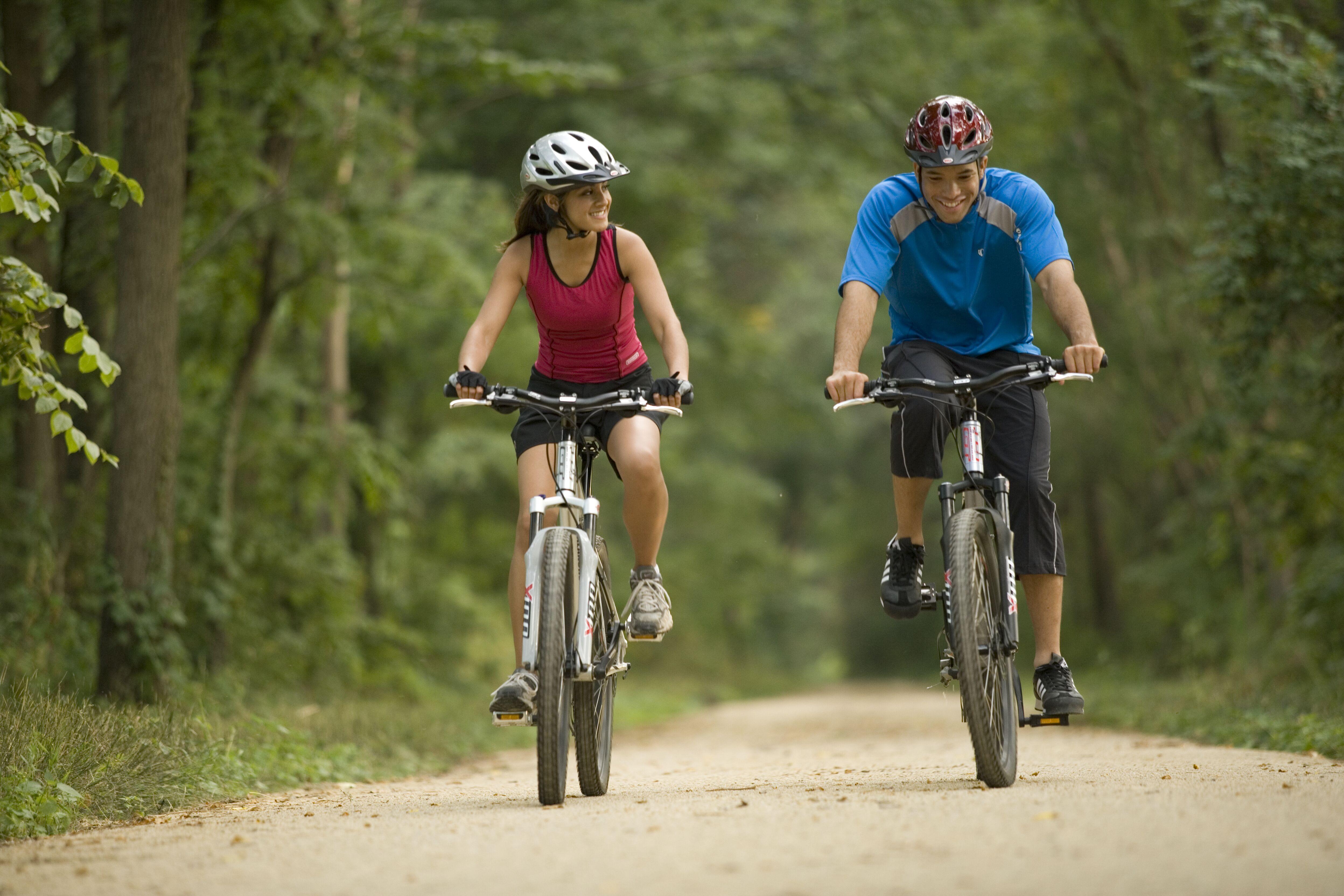как правильно ездить на велосипеде чтобы похудеть
