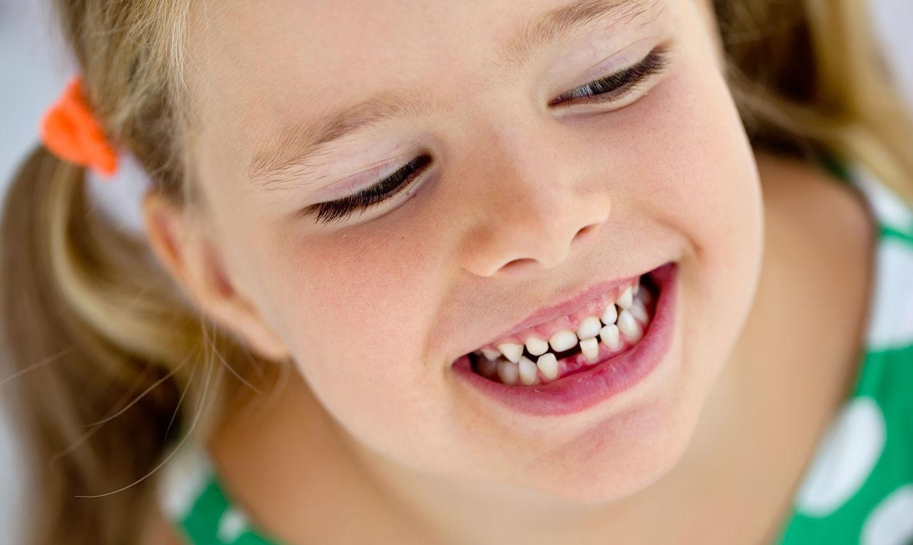 Ребенок проглотил зуб