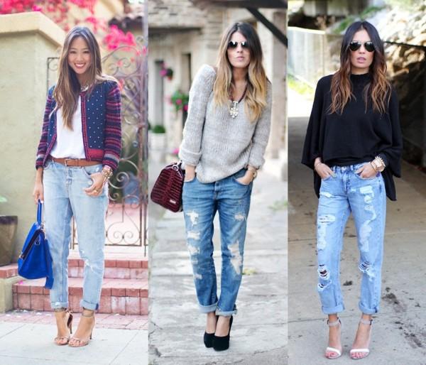 джинсы-бойфренды-фото
