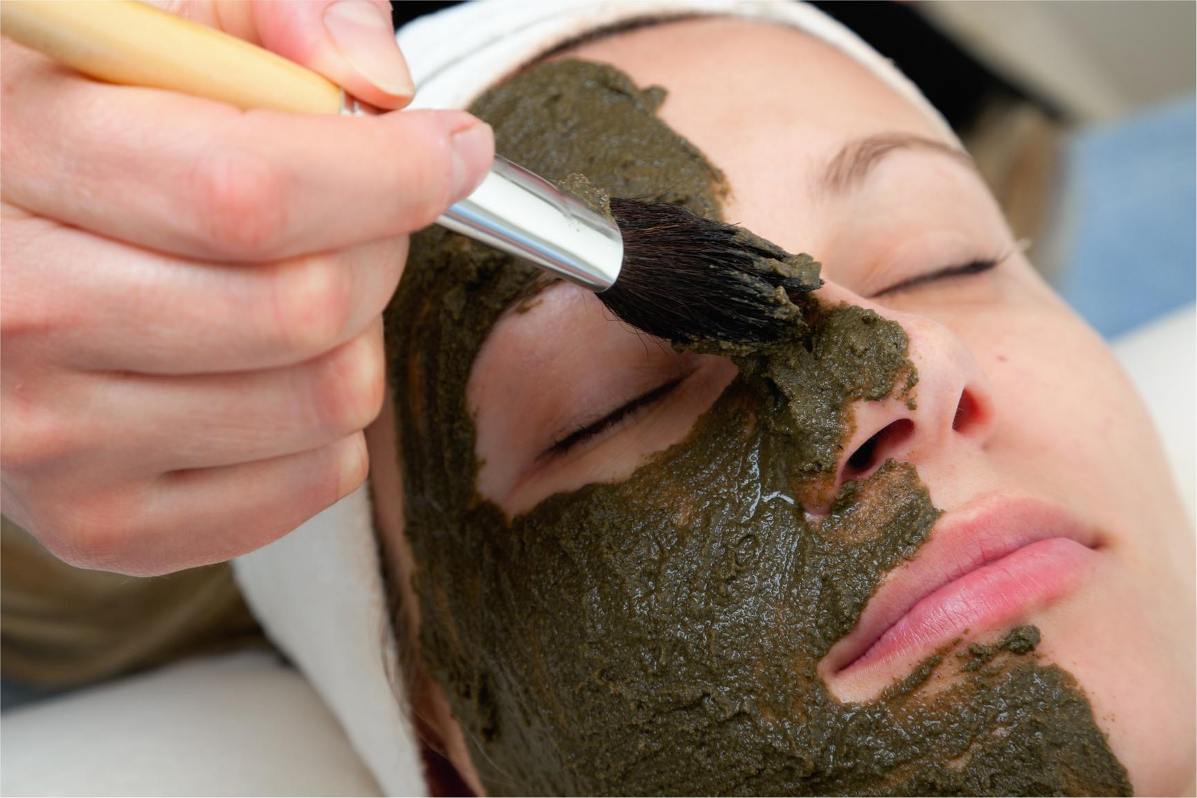 Как в домашних условиях сделать маску из ламинарии