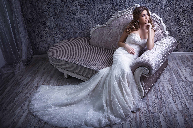 Свадебное платье на другом во сне
