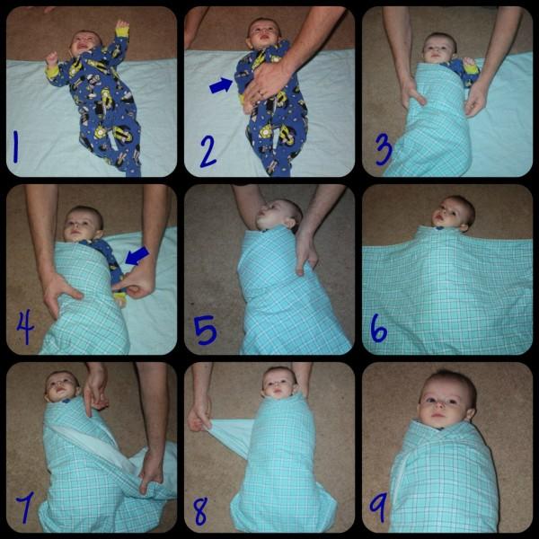 доскальки месяцев пеленают ребенка и как это важно того, чтобы