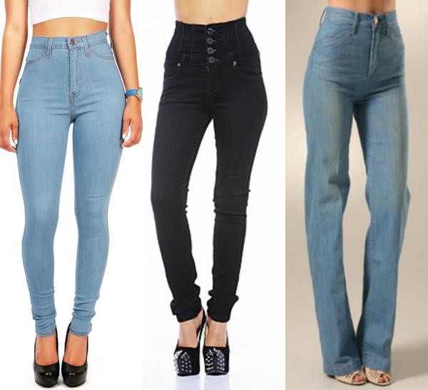 женские-джинсы-с-высокой-посадкой