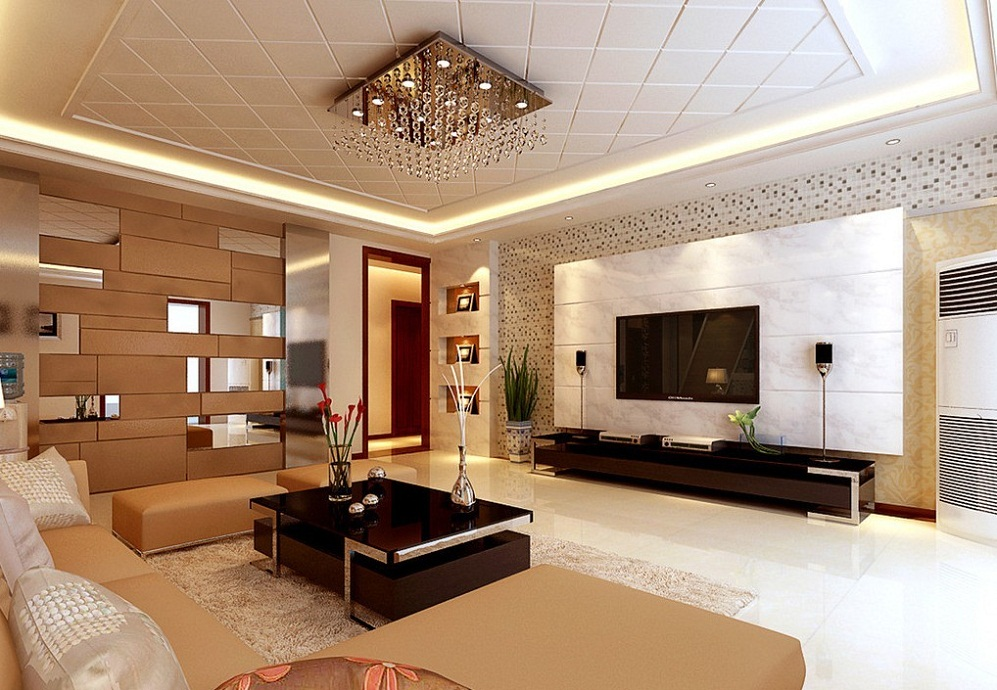 Mall living room better ceiling decoration