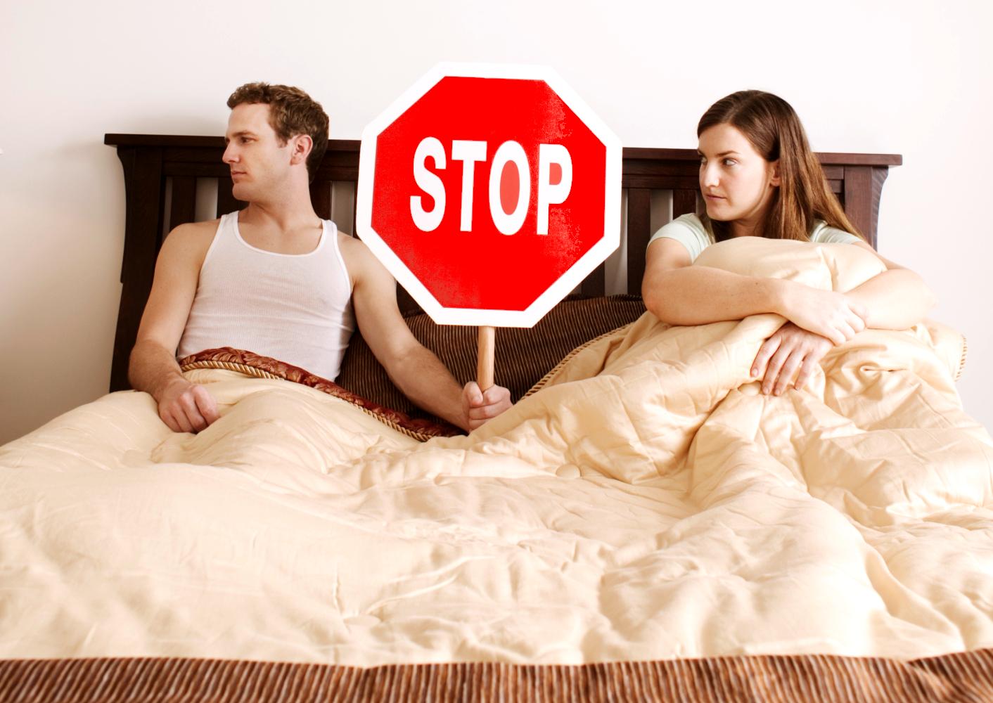 воздержание от секса при подготовке при ПЦР анализу