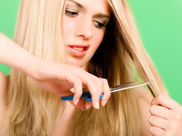 Уход за секущимся волосами в домашних условиях 597