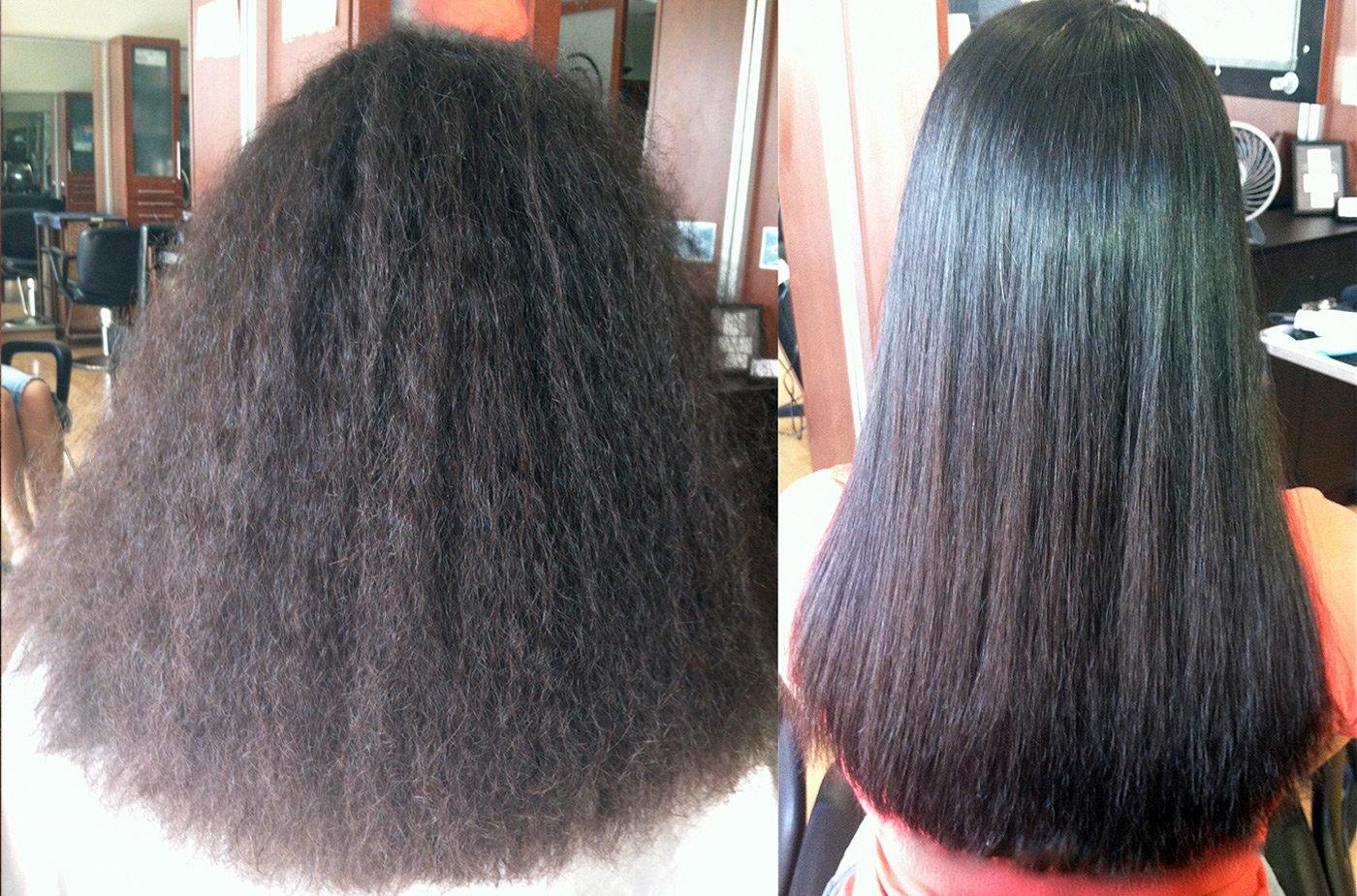 Кератин для волос полезен ли
