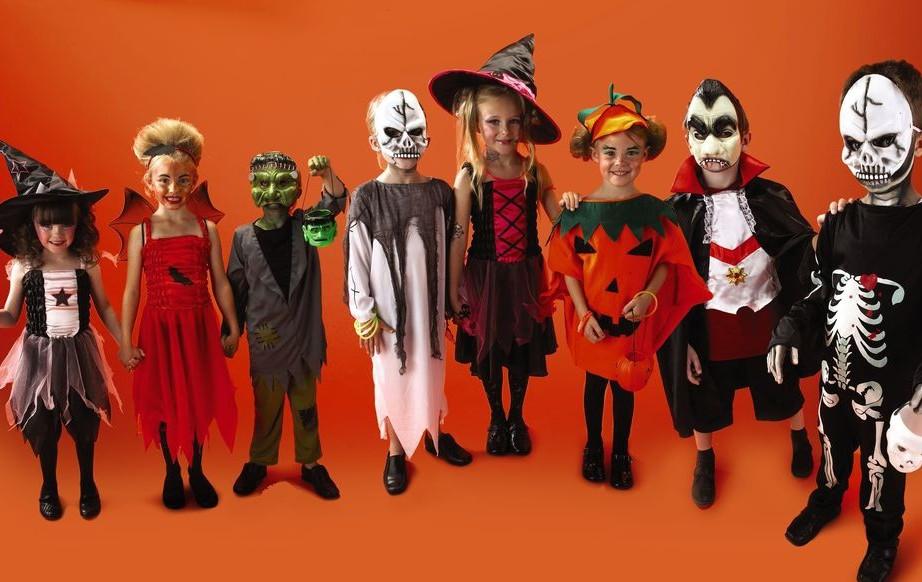 Костюмы на хэллоуин сделать своими руками