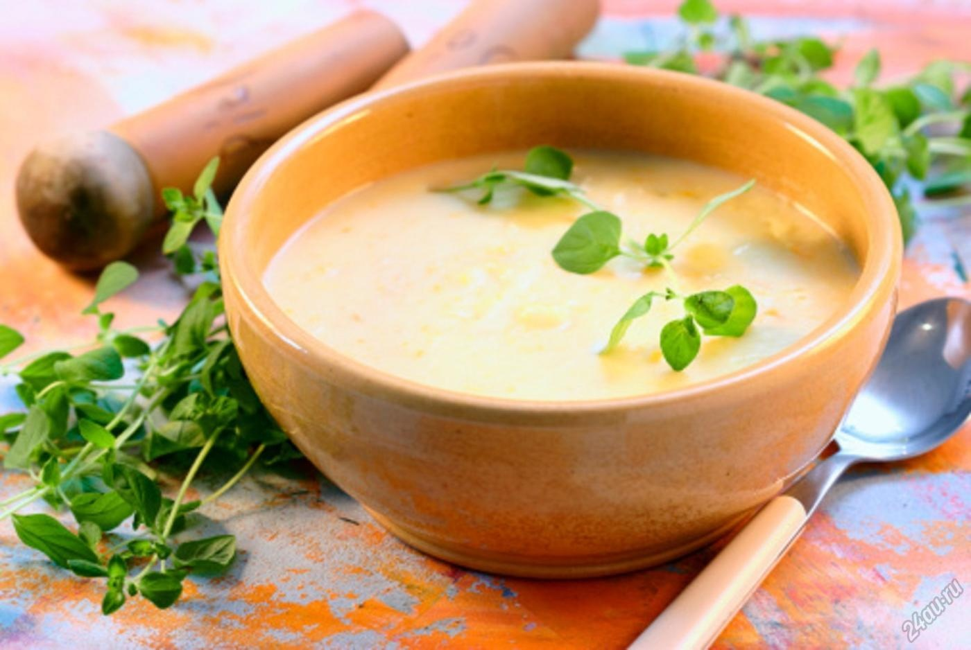 Картофельный суп пюре с курицей рецепт с пошагово
