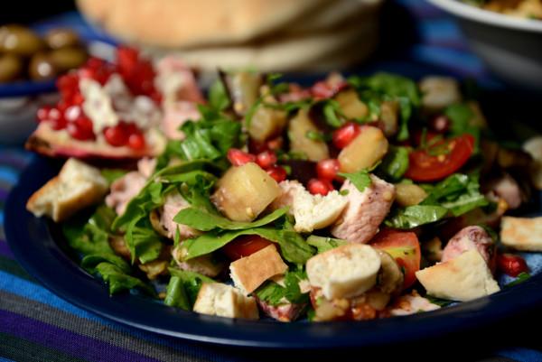 Холодный салат