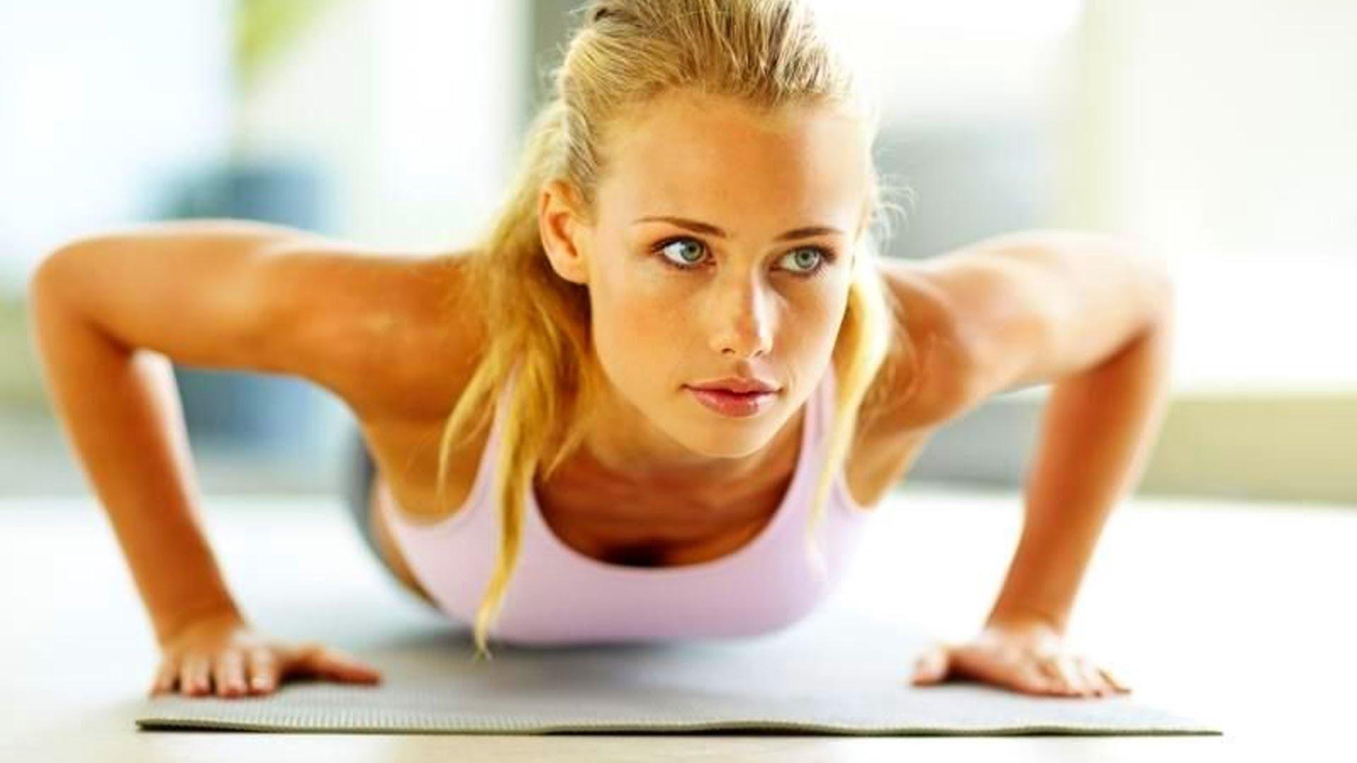 Как подтянуть свое тело к лету в домашних условиях 21