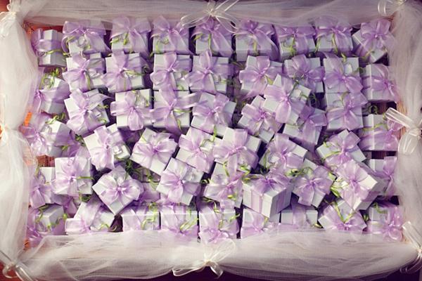 Подарки на свадьбу для гостей своими руками
