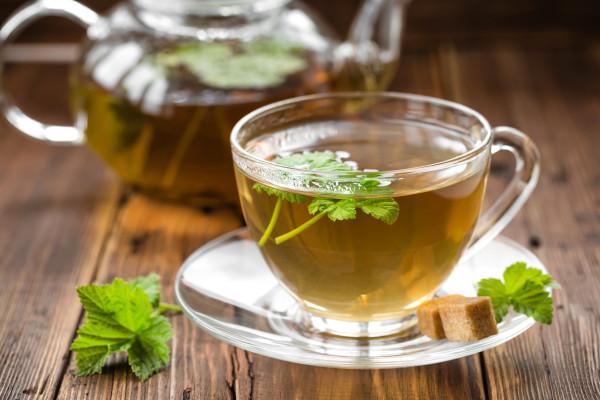 Чай с черной смородиной рецепт
