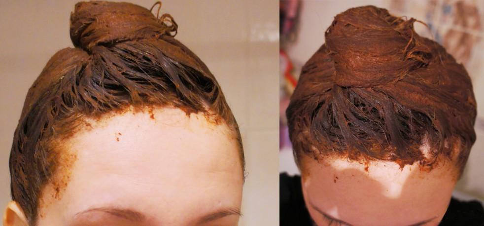 Маска мёд и корица для волос