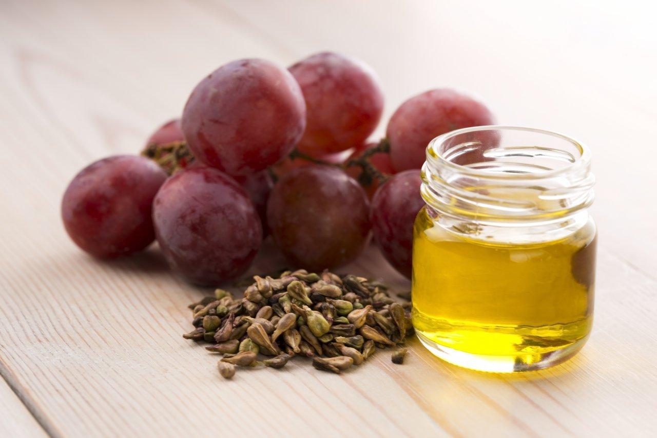 Как сделать маслом виноградных косточек