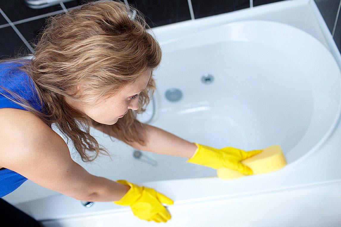 Как очистить акриловую ванну от ржавчины в домашних условиях