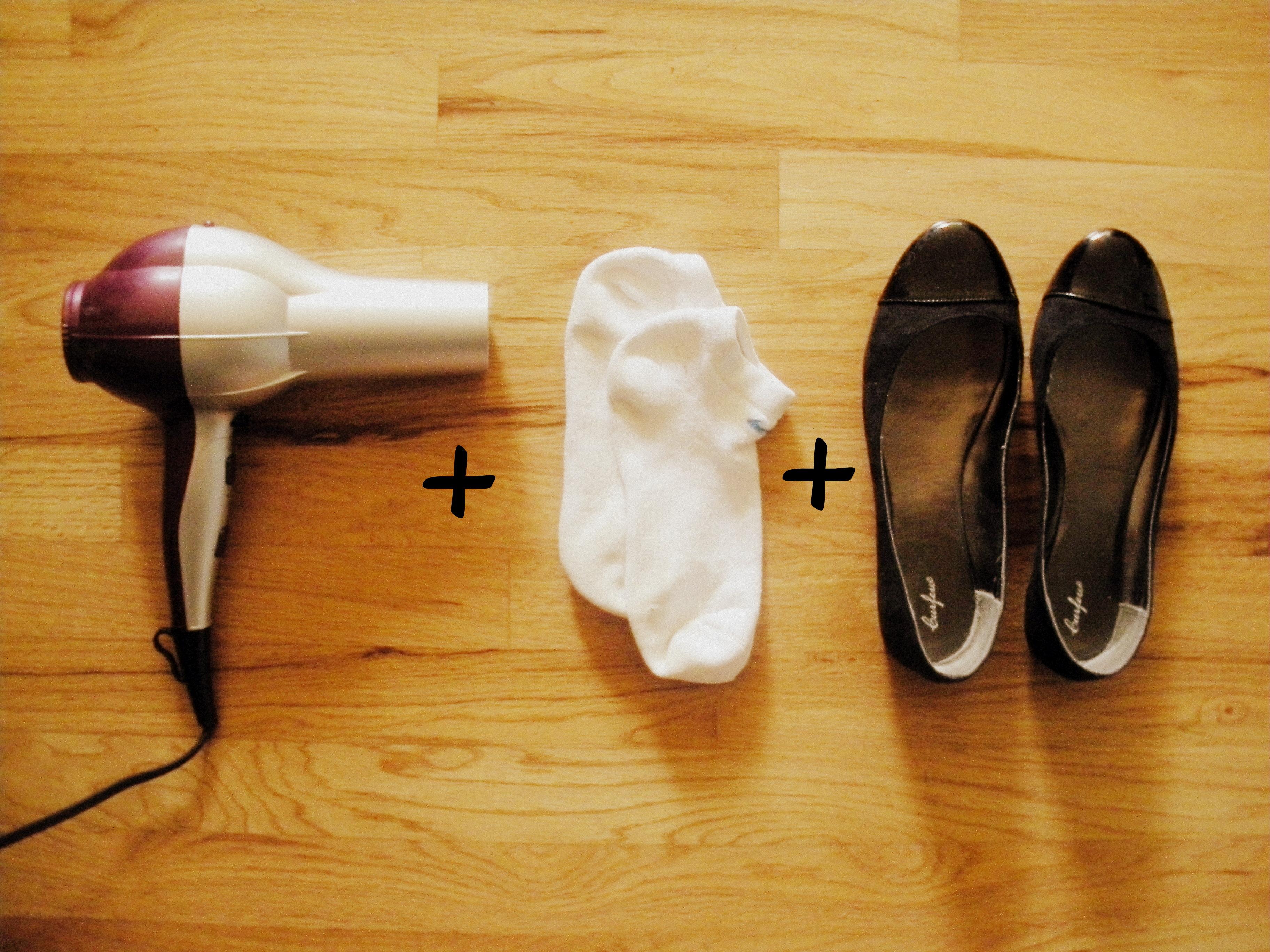 Растяжка обуви домашних условиях