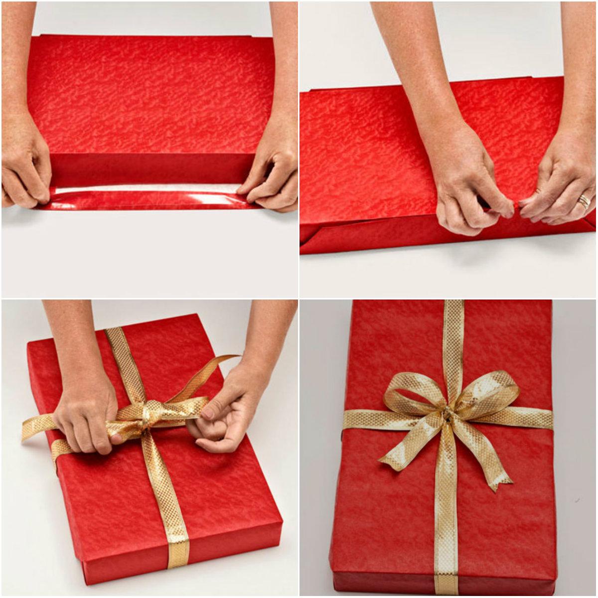 Подарочная упаковка своими руками фото 338
