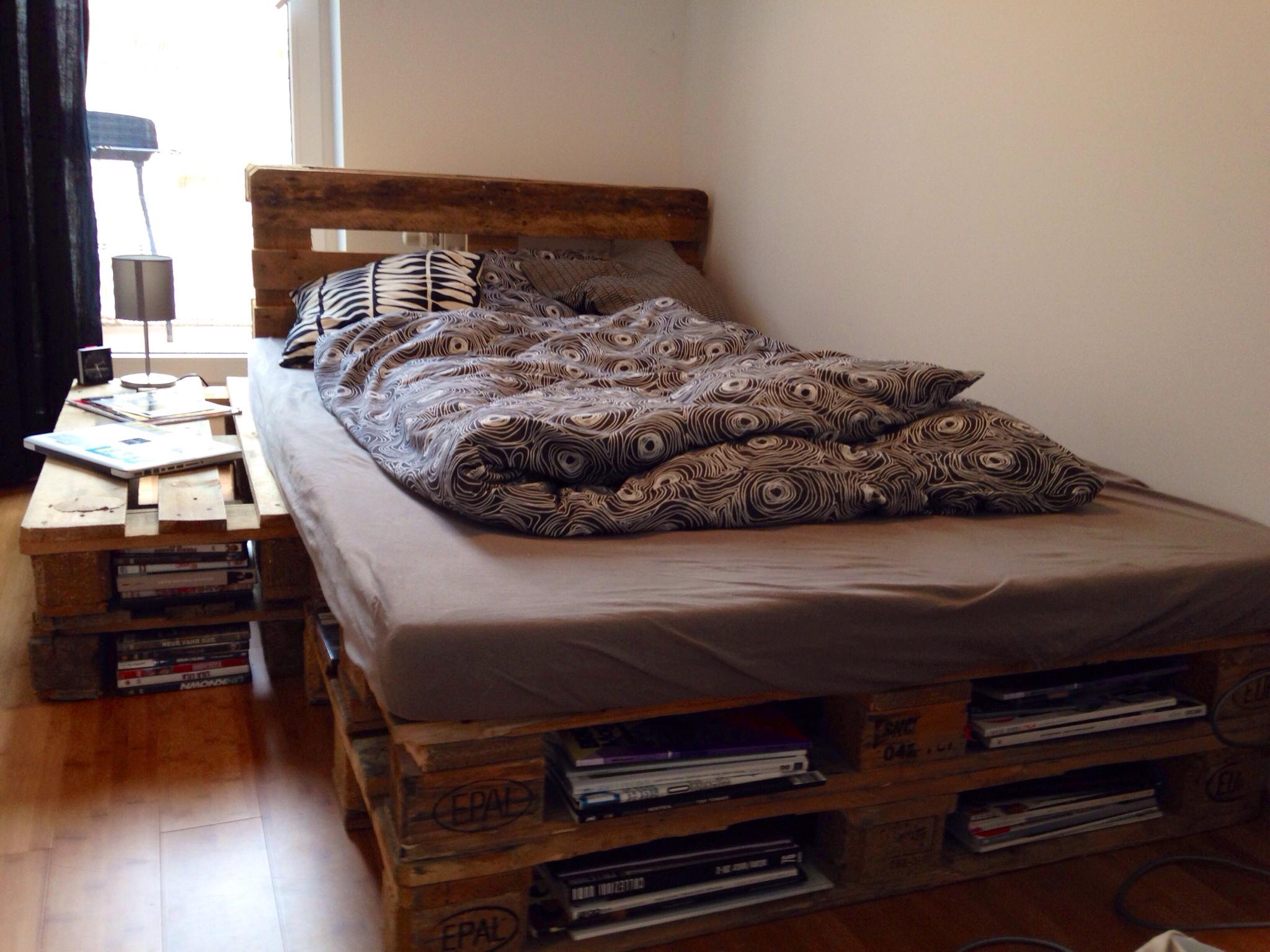 как сделать кровать из поддонов кровать из поддонов пошаговый